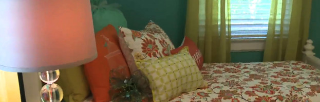 9-Year-Old Girl Battling Cancer Gets a Surprise Bedroom Remodel